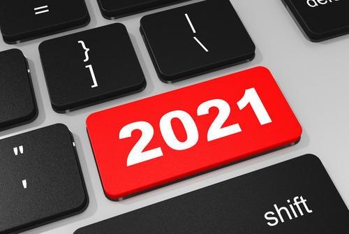 2021新年快乐!